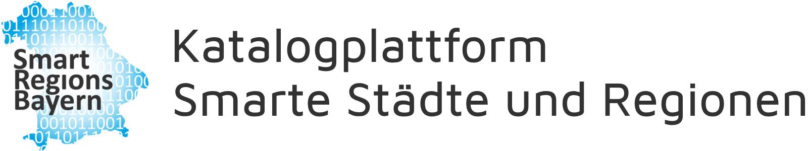 Katalogplattform Smarte Städte und Regionen Bayern